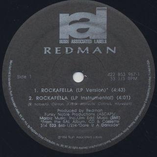 Redman / Rockafella label