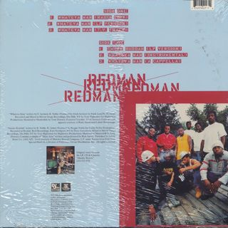 Redman / Whateva Man back