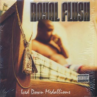 Royal Flush / Iced Down Medallions
