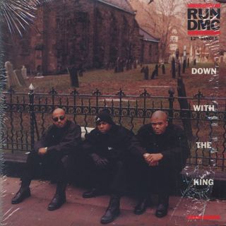 Run DMC / Down With The King