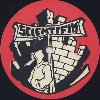 Scientifik / Jungles Of Da East label