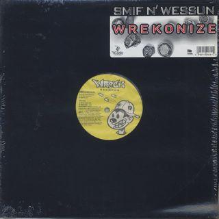 Smif-N-Wessun / Wrekonize c/w Sound Bwoy Bureill (Remixes)