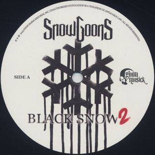 Snowgoons / Black Snow label
