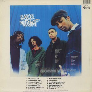 Souls Of Mischief / 93 'Til Infinity (LP) back