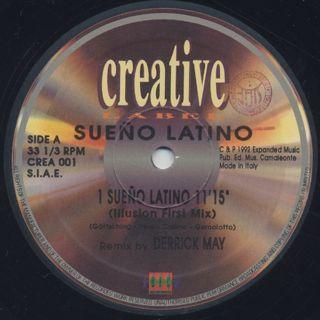 Sueño Latino / Sueño Latino (Derrick May Remixes) back