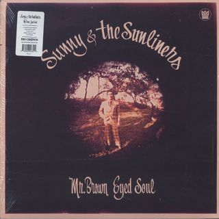 Sunny & The Sunliners / Mr. Brown Eyed Soul