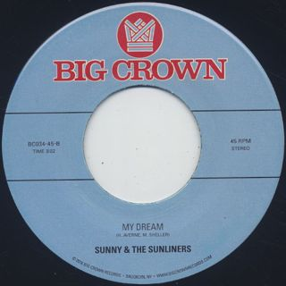 Sunny & The Sunliners / Should I Take you Home back