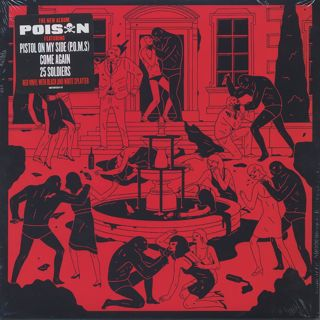 Swizz Beatz / Poison front