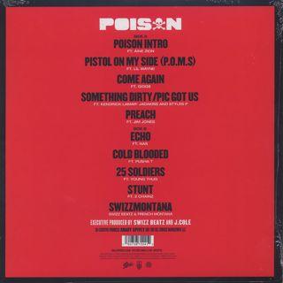 Swizz Beatz / Poison back