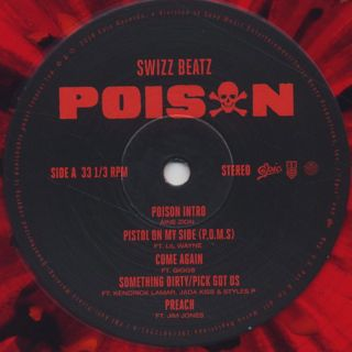 Swizz Beatz / Poison label