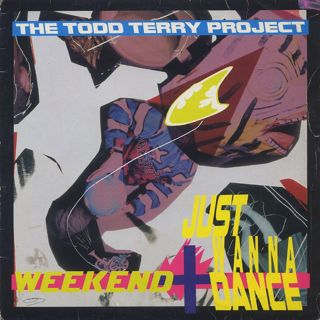 Todd Terry Project / Weekend front