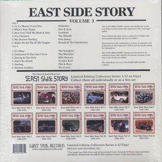 V.A. / East Side Story Vo.3 back