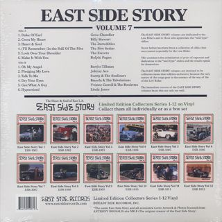 V.A. / East Side Story Vo.7 back