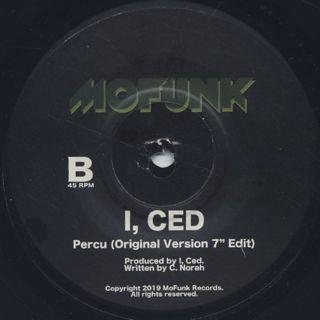 I, Ced / Percu (XL Middleton Remix) back