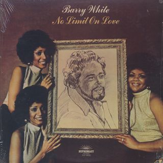 Barry White / No Limit On Love