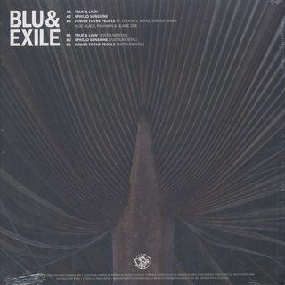 Blu & Exile / True & Livin' back
