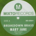 Breakdown Brass / Mary Jane c/w The Horseman-1