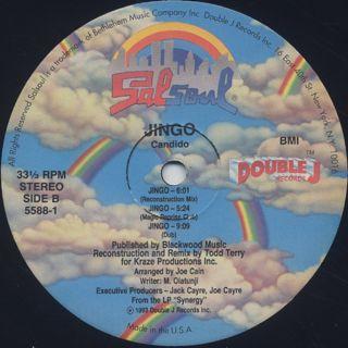 Candido / Jingo label
