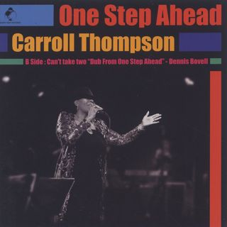 Carroll Thompson / One Step Ahead front
