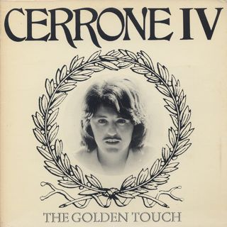 Cerrone / IV The Golden Touch front
