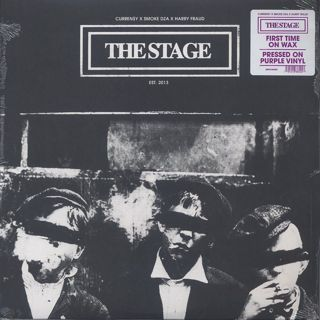 Curren$y x Smoke DZA x Harry Fraud / The Stage