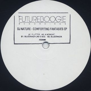 DJ Nature / Comforting Fantasies EP back