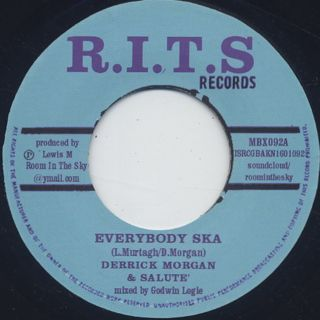 Derrick Morgan & Salute' / Everybody Ska