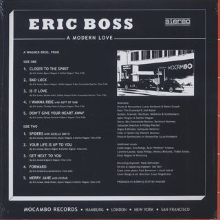 Eric Boss / A Modern Love back