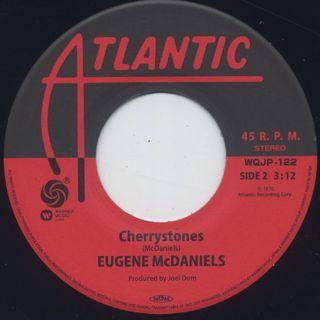 Eugene McDaniels / Jagger The Dagger label