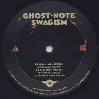 Ghost-Note / Swagism label