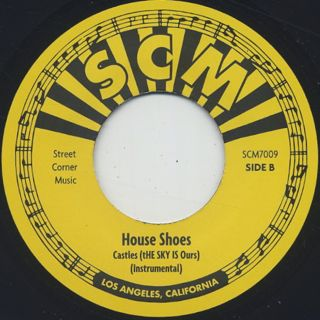 House Shoes / Castles (The Sky Is Ours) back