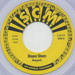 House Shoes / The Makings c/w Newports back