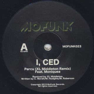 I, Ced / Percu (XL Middleton Remix)