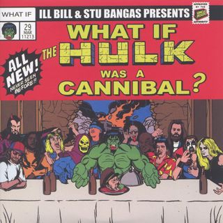 Ill Bill & Stu Bangas / Hulk Meat c/w Tales To Astonish