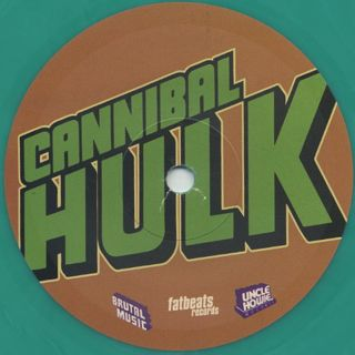 Ill Bill & Stu Bangas / Hulk Meat c/w Tales To Astonish label