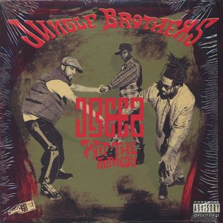 Jungle Brothers / J Beez wit the Remedy