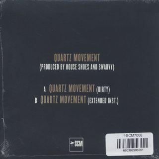 Mach Hommy / Quartz Movement back