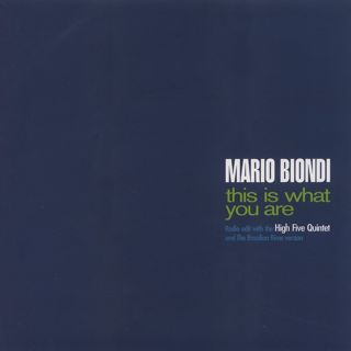 Mario Biondi / This Is What You Are