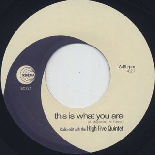Mario Biondi / This Is What You Are back