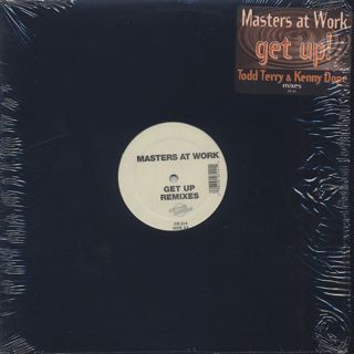 Masters At Work / Get Up Remixes