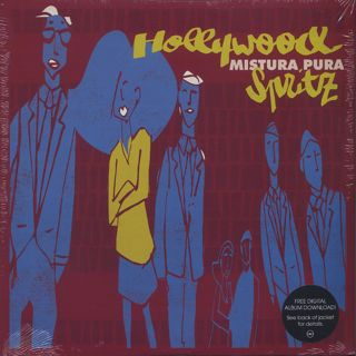 Mistura Pura / Hollywood Spritz front
