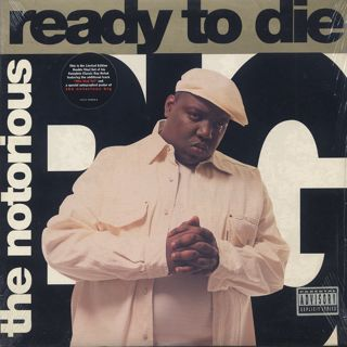 Notorious B.I.G. / Ready To Die (2LP)(Sealed) front