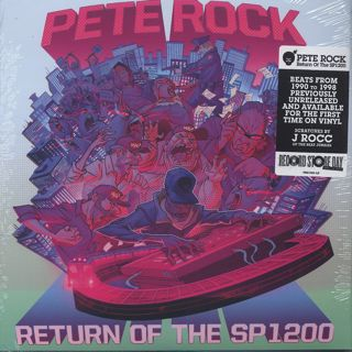 Pete Rock / Return Of The SP1200