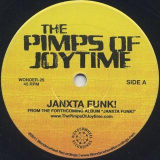 Pimps Of Joytime / Janxta Funk!