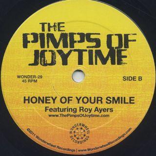 Pimps Of Joytime / Janxta Funk! back