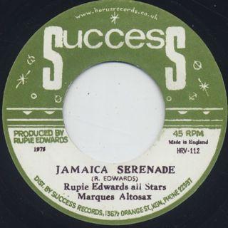 Rupie Edwards All Stars / Jamaica Serenade