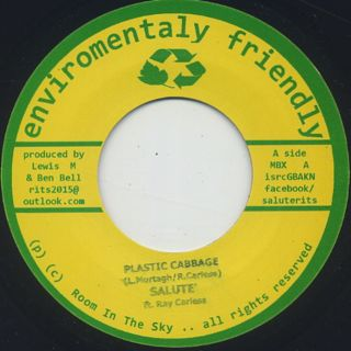 Salute' featuring Ray Carless / Plastic Cabbage