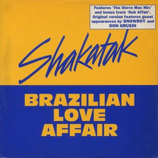 Shakatak / Brazilian Love Affair