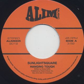 Sunlightsquare / Hanging Tough