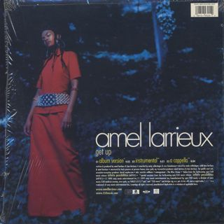 Amel Larrieux / Get Up back